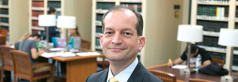 Alex Acosta, photo credit: The Miami Herald