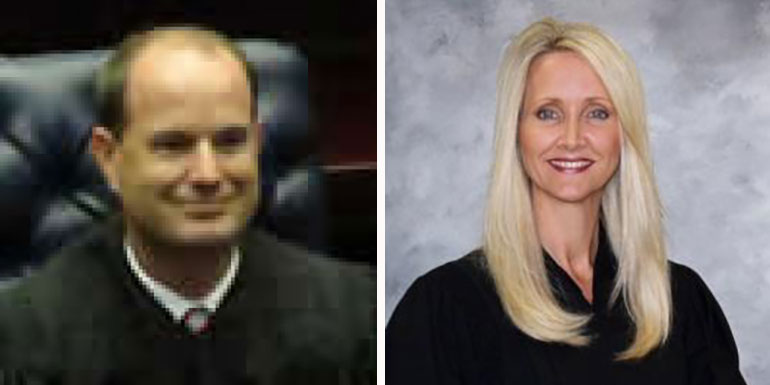Winsor, Berger Picked to Serve as Federal Judges
