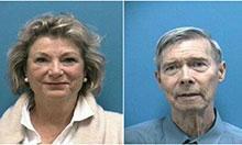 Anne Scott and Ed Fielding
