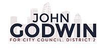 Godwin campaign sign
