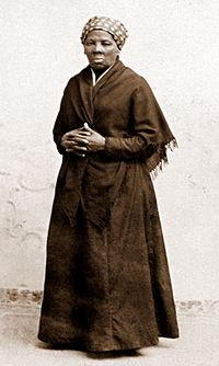 Harriet Tubman, civil rights activist, 1822-1913