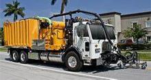 Hog Technologies blasting vehicle