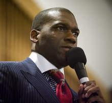 Pastor Jamal Bryant