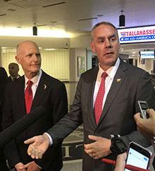 Scott and Zinke