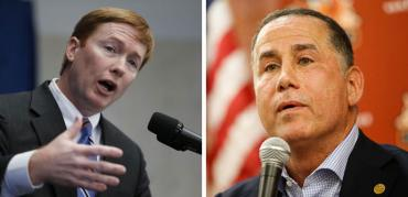 Adam Putnam and Philip Levine