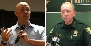 Brian Mast and Will Snyder