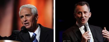 Charlie Crist and David Jolly