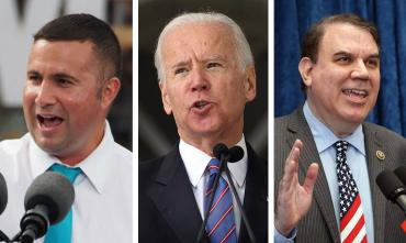 Darren Soto, Joe Biden and Alan Grayson