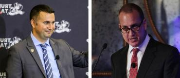 Darren Soto and Mario Diaz-Balart