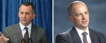 David Jolly and Evan McMullin