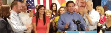 Ron DeSantis accepts endorsement