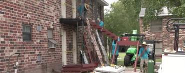 Renovation begins at Eureka Gardens, Jacksonville