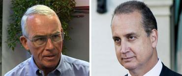 Francis Rooney and Mario Diaz-Balart