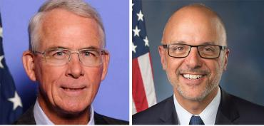 Francis Rooney and Ted Deutch