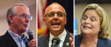 Francis Rooney, Ted Deutch and Ileana Ros-Lehtinen
