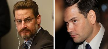 Greg Steube and Marco Rubio