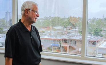 Hector Pesquera, Puerto Rico's Public Safety secretary