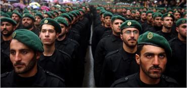 A disciplined Hezbollah militia