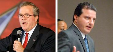 Jeb Bush and Jimmy Patronis