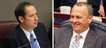 Joe Negron and Richard Corcoran