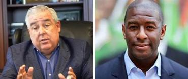 John Morgan and Andrew Gillum