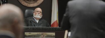 Judge Rex Barbas