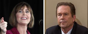 Kathy Castor and Vern Buchanan