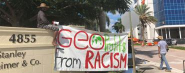 S. Florida Jewish community plans Monday march on GEO