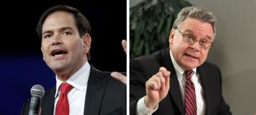 Marco Rubio and Chris Smith