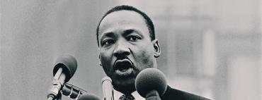 how is martin luther king jr a hero