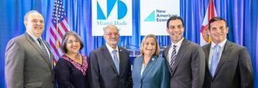 Citizenship Day panel in Miami