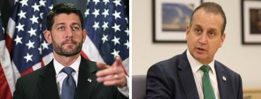 Paul Ryan and Mario Diaz-Balart