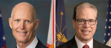 Rick Scott, Mike Braun