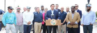 DeSantis introduces his Red Tide panel Friday