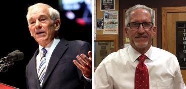 Ron Paul and Bob White