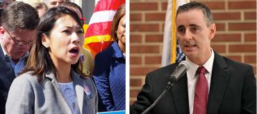 Stephanie Murphy and Brian Fitzpatrick
