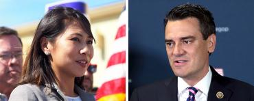 Stephanie Murphy and Kevin Yoder