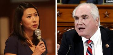 Stephanie Murphy and Mike Kelly