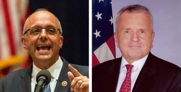 Ted Deutch and John Sullivan