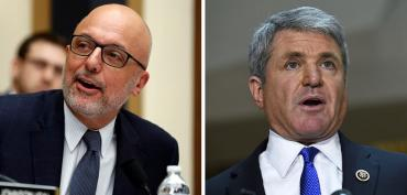 Ted Deutch and Michael McCaul
