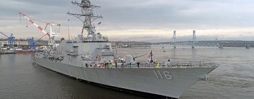 USS Thomas Hudner