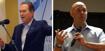 Vern Buchanan and Brian Mast