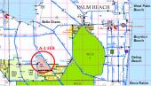 15,000-acre A-1 FEB, is located west of U.S. 27 in western Palm Beach""