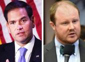 Marco Rubio and Matt Caldwell
