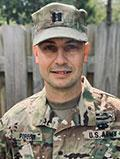 Capt. Matthew Popejoy, MS, CRNA, ANC, USAR
