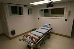 Florida State Prison lethal injection room