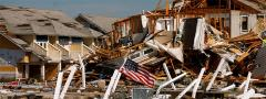 Bay County after Michael