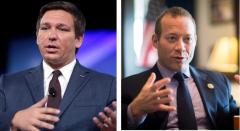 Ron DeSantis and Josh Gottheimer