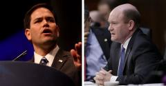 Marco Rubio and Chris Coons