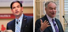 Marco Rubio and Tim Kaine